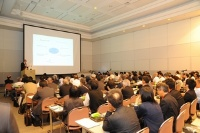 BioJapan2010のセミナーの風景