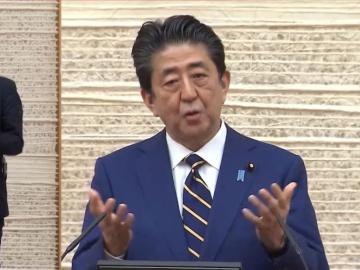 安倍首相が緊急事態宣言、2週間後にピークアウト目指す