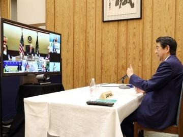 安倍首相、非常事態宣言を全都道府県に拡大