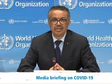 WHO事務局長、南北アメリカの感染拡大に懸念を表明