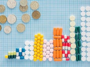 米国で薬剤価格が高いトップ10の医薬品は?
