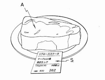 いきなり!ステーキのビジネス方法特許が示唆するもの