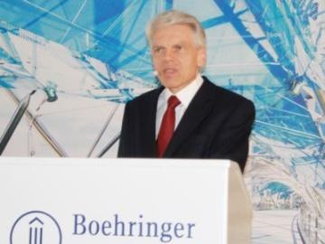 ドイツBI社、5年間で110億ユーロを画期的製品創出に投資