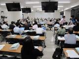 長崎大学、病原体研究施設の設置で地域連絡協議会を開催
