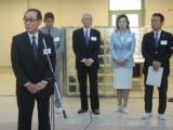 「イノベーション研究所の新設により日本でトップに」とファンケル池森会長