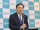 MSD白沢副社長、「オンコロジ―の早期開発品も癌免疫療法が中心」