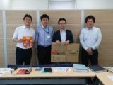 柿トップの和歌山県、ビタミンCの栄養機能表示を9月開始