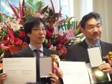 ベルツ賞、筑波大の柳沢教授らが睡眠機構の解明などで受賞