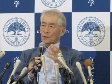 【速報】本庶教授がノーベル賞受賞者に決定