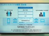 遺伝情報の提供先は個人が選ぶ、ジェネシスヘルスケアが仕組みを構築