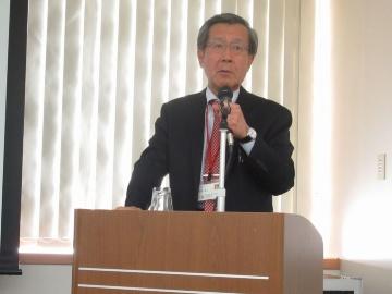 PSSの田島社長、「社会貢献すべき時期」と強調