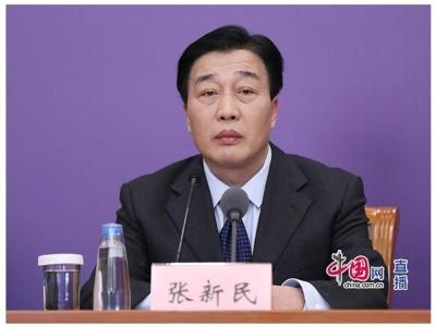 中国科技部(文部科学省に相当)が開催した記者会見。新型コロナウイルスに対して、ファビピラビルが実質的に初の治療薬となるため中国メディアが大々的に報じた(画像:中国国家網)