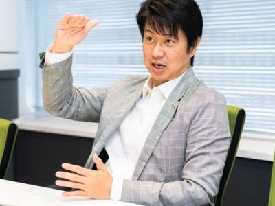 原田代表取締役(提供:ヒューマンライフコード)
