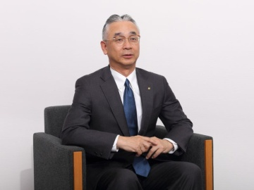 タカラバイオ仲尾社長、上方修正や中国企業とのC-REV解約について説明