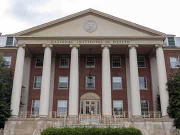 NIH、新型コロナの画期的検査・追跡技術の開発支援へ1億ドル超