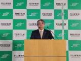 富士フイルムHD、3年後にヘルスケアを最大の事業セグメントへ