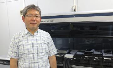 ゲノムの合成技術を武器に、日本から国際プロに参加へ