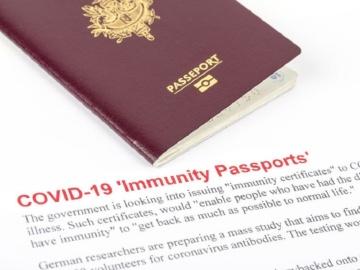 「免疫パスポート」という甘美なゴールを目指して