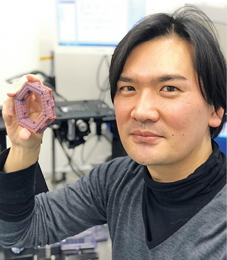 東北大学学際科学フロンティア研究所新領域創成研究部 鈴木 勇輝 助教