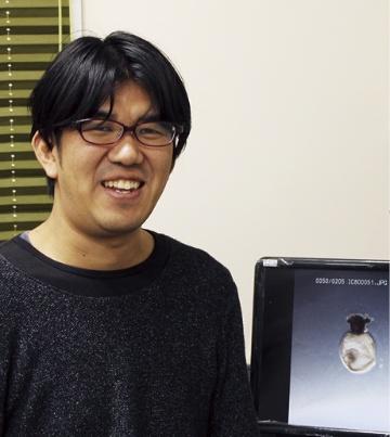 徳島大学藤井節郎記念医科学センター初期発生研究分野 竹本龍也 助教