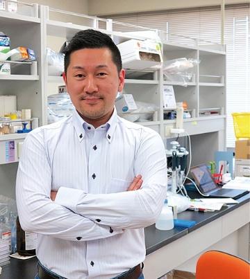 熊本大学大学院生命科学研究部がん生物学分野 山口知也 独立准教授