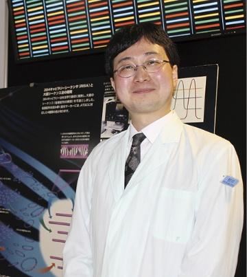 理化学研究所イノベーション推進センター 村川泰裕 ユニットリーダー