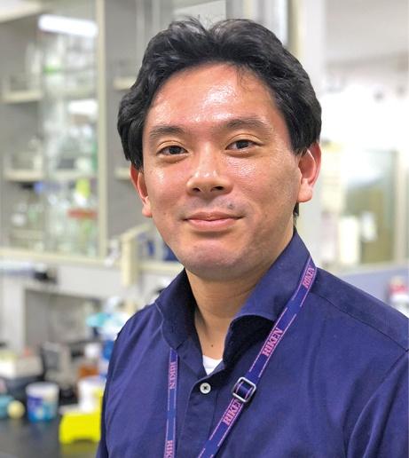 理化学研究所生物機能科学研究センター 向井英史 ユニットリーダー