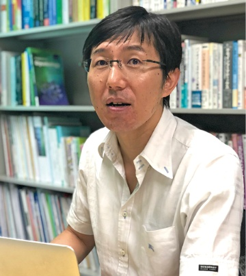 九州工業大学大学院情報工学研究院 山西芳裕 教授