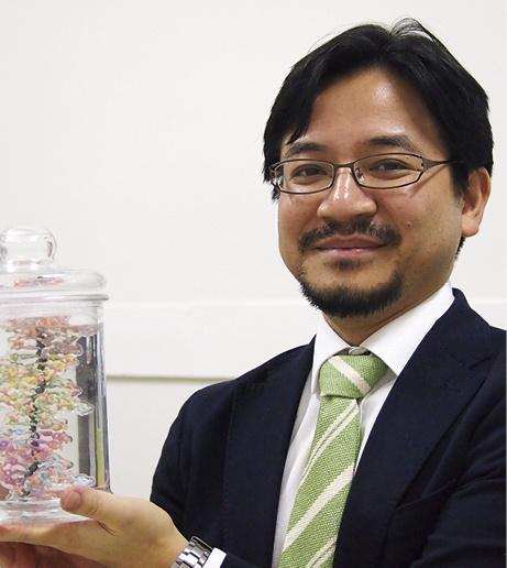 上智大学理工学部物質生命理工学科 近藤次郎 准教授