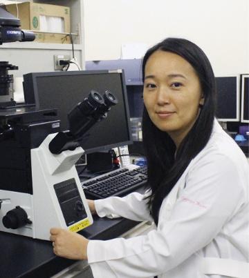 理化学研究所統合生命医科学研究センター 茂呂和世 チームリーダー