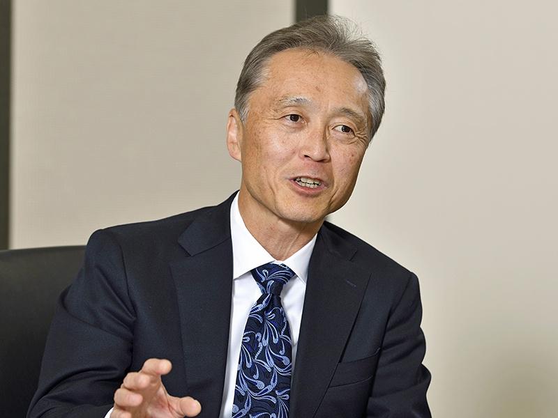 アステラス製薬の安川健司社長CEOに聞く
