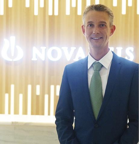Novartis社のMatthew Owens氏に聞く